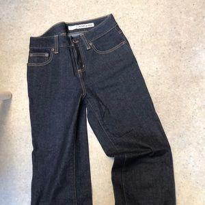 DKNY Size 2 Dark Denim Jeans